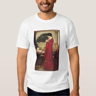 Camiseta: Waterhouse de Juan - la bola de cristal Camisas