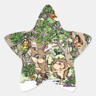 Camiseta y pegatinas de la estrella de Heddie Colcomanias Forma De Estrellaes Personalizadas