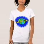 Camiseta y presentes del Día de la Tierra