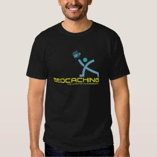 Camiseta y regalos de Geocaching Stickman Remera