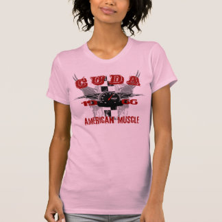 Camisetas 1966 del gráfico de Cuda