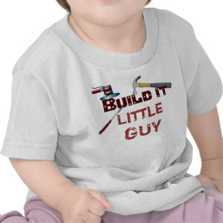 Camisetas a juego personalizado del padre y del hi