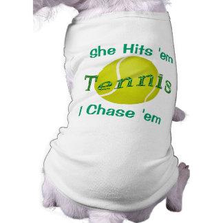 Camisetas adaptable del perro para el perro de la camiseta sin mangas para perro