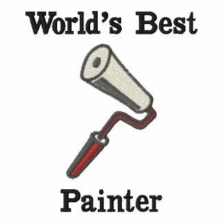 Camisetas adaptables del rodillo de pintura
