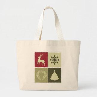 Camisetas adaptables lindas de los símbolos del na bolsas lienzo
