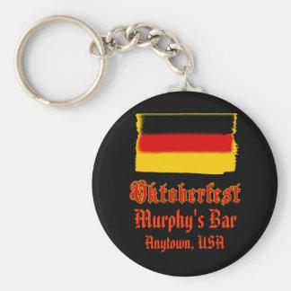 Camisetas adaptables y más de Oktoberfest Llavero Personalizado
