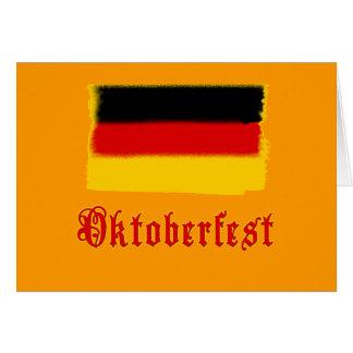 Camisetas adaptables y más de Oktoberfest Tarjeta De Felicitación