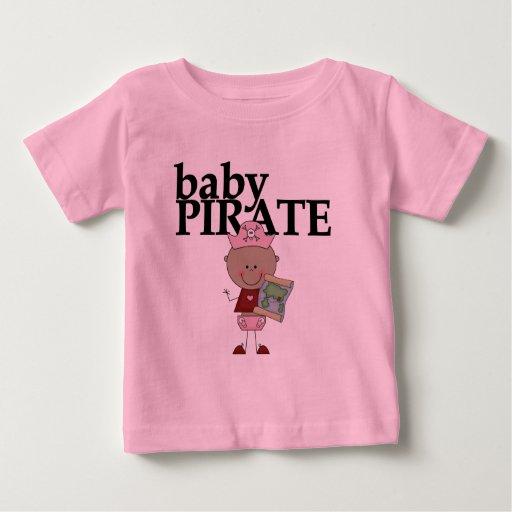Camisetas afroamericanas y regalos del pirata del