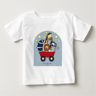 Camisetas americana 2 del paseo animal remera
