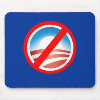 Camisetas antis de NOBAMA Obama, tazas, sudaderas  Tapete De Ratón