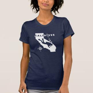 Camisetas blanco de CALIDIVER