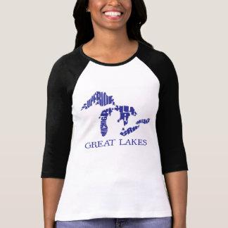 Camisetas, camisetas y más camisetas playeras