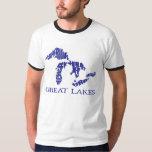 Camisetas, camisetas y más camisetas remeras