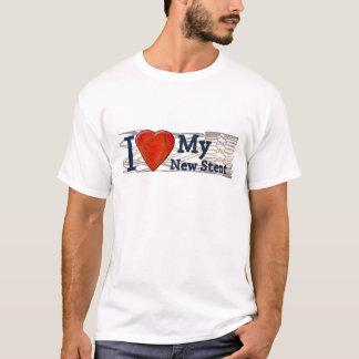 Camisetas cardiacas del Stent de los regalos el |
