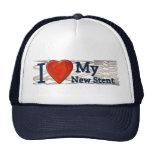 Camisetas cardiacas del Stent de los regalos el |  Gorro De Camionero