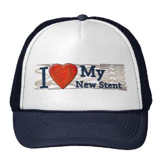 Camisetas cardiacas del Stent de los regalos el |  Gorra