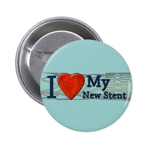 Camisetas cardiacas del Stent de los regalos el |  Pin