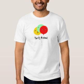 Camisetas de BalloonsT del juerguista 3 Remera