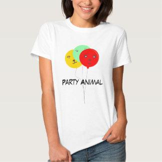 Camisetas de BalloonsT del juerguista 3 Remeras