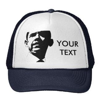 Camisetas de Barack Obama Gorros