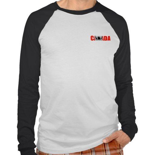 Camisetas de Canadá