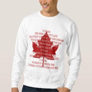 Camisetas de Canadá del recuerdo de la camiseta Jersey