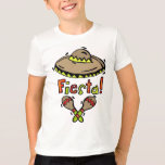 Camisetas de Cinco de Mayo Playera