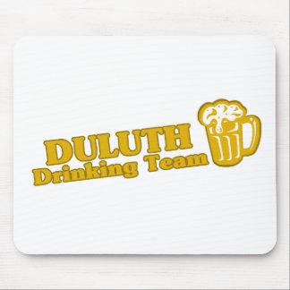 Camisetas de consumición del equipo de Duluth Alfombrillas De Raton