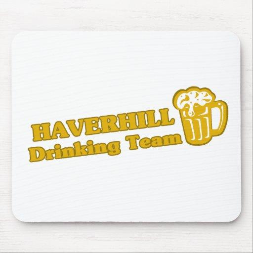 Camisetas de consumición del equipo de Haverhill Alfombrilla De Ratón