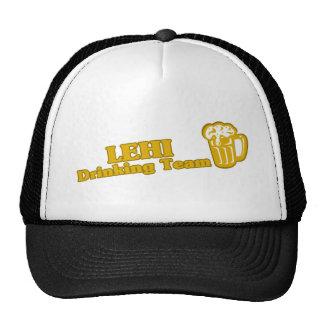Camisetas de consumición del equipo de Lehi Gorra