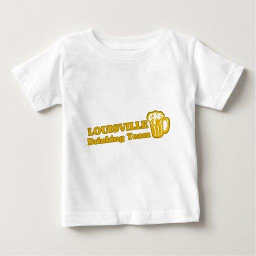 Camisetas de consumición del equipo de Louisville Playera