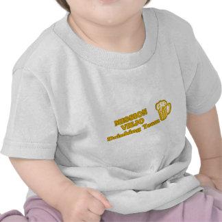 Camisetas de consumición del equipo de Mission