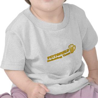 Camisetas de consumición del equipo de Pittsfield