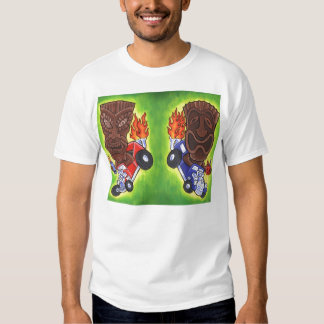 Camisetas de Drivin Tikis Polera