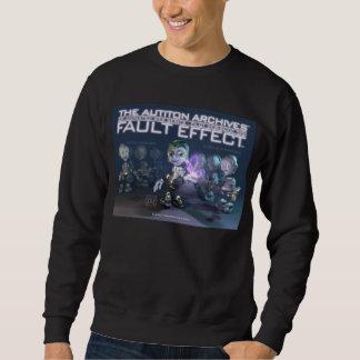 Camisetas de Effect™ de la falta Sudadera Con Capucha