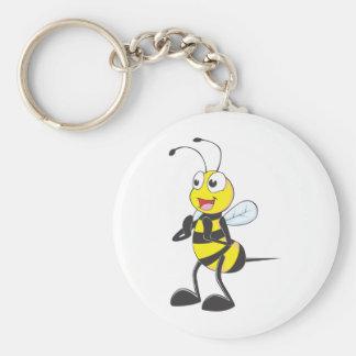 Camisetas de encargo: Camisetas de la abeja de las Llavero