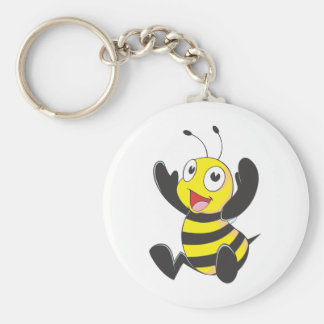 Camisetas de encargo: Camisetas de la abeja del be Llaveros