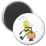 Camisetas de encargo: Camisetas de la abeja del ho Iman De Nevera
