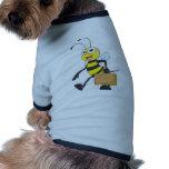 Camisetas de encargo: Camisetas de la abeja del ho Camisetas De Perro