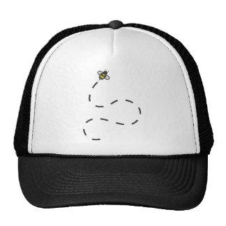 Camisetas de encargo: Camisetas de la abeja del ra Gorros Bordados