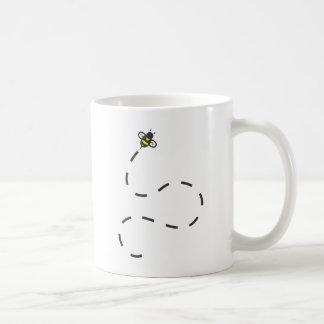 Camisetas de encargo: Camisetas de la abeja del ra Taza De Café