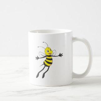 Camisetas de encargo: Camisetas de la abeja del vu Taza De Café