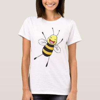 Camisetas de encargo: Camisetas feliz de la abeja