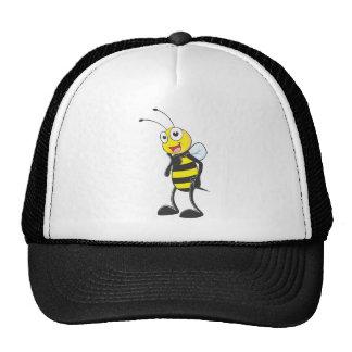 Camisetas de encargo: Camisetas lindo de la abeja  Gorras