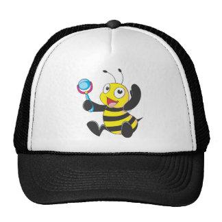 Camisetas de encargo con el camisetas de la abeja gorra
