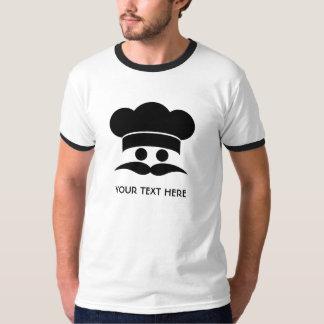Camisetas de encargo del COCINERO - elija el Polera