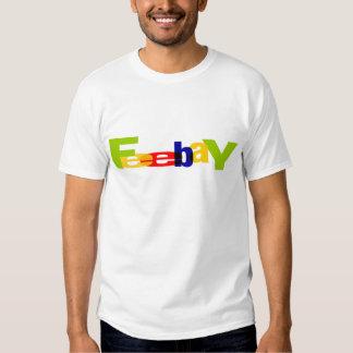 Camisetas de Feebay Polera
