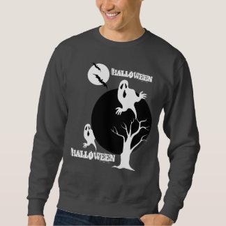 Camisetas de Halloween del diseño del fantasma Jersey
