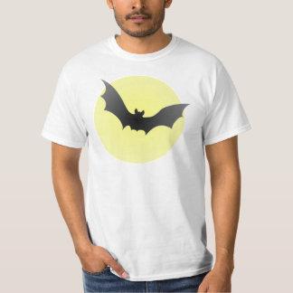 Camisetas de Halloween del palo de vampiro