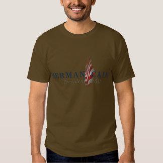Camisetas de Herman Caín Camisas